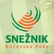 Snežnik Kočevska Reka logo